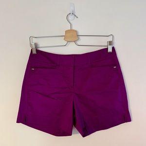 WHITE HOUSE BLACK MARKET Shorts -- NWT